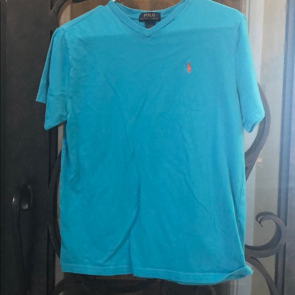 Polo by Ralph Lauren Other - Boys Polo t-shirt, turquoise color